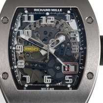 Richard Mille RM 029 Titanium 2017 RM 029 48mm new United States of America, New York, New York