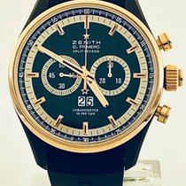 Zenith El Primero Chronograph Rose gold 44mm Black United States of America, California, Mission Viejo
