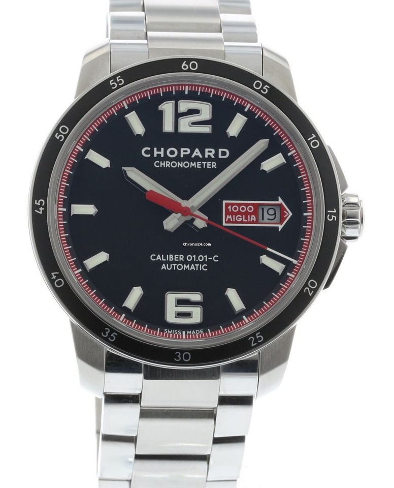 87066338c03 Pre-Owned Chopard Mille Miglia for Sale - Explore Watches at Chrono24