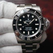 Rolex Submariner Ceramic No Date 114060 NEW