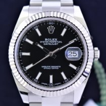 Rolex Datejust (Submodel) pre-owned 40mm Steel