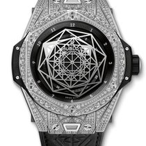 Hublot Big Bang Sang Bleu nuevo 45mm Titanio