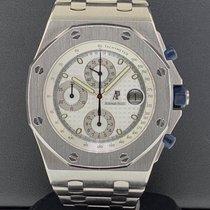 Audemars Piguet Royal Oak Offshore Chronograph 42mm Silber