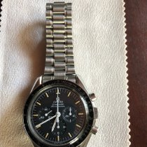 Omega Speedmaster Professional Moonwatch usado 42mm Aço