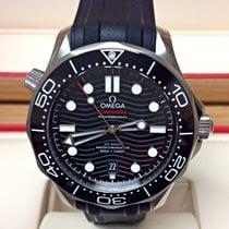 Omega Seamaster Diver 300 M Steel 42mm Black No numerals United Kingdom, Wilmslow