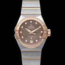 Omega Constellation Ladies 123.25.27.20.63.001 new