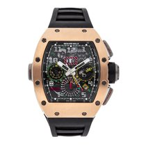 Richard Mille Titanium 50mm Automatic RM11-02 RG pre-owned