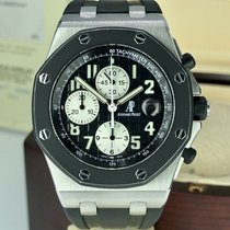 Audemars Piguet Royal Oak Offshore Chronograph Steel 42mm Black Arabic numerals United States of America, Florida, Miami