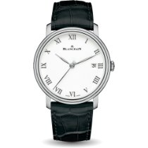 Blancpain Villeret new Automatic Watch with original box and original papers 6630-1531-55B