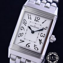 Jaeger-LeCoultre Reverso Duoface 256.8.75 Very good Steel 23mm Manual winding