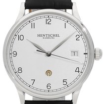 Hentschel Hamburg Steel Automatic NO. 357 new