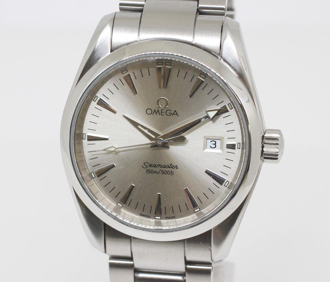 on sale c1715 10cb8 Omega Seamaster Aqua Terra