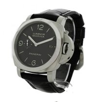 Panerai Luminor Marina 1950 3 Days Automatic Acier 44mm Noir Arabes France, Bordeaux