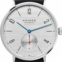 NOMOS Tangente Neomatik Steel 39mm Arabic numerals United States of America, Florida, Naples