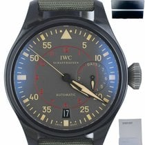 IWC Big Pilot Top Gun Miramar Ceramic 48mm Grey