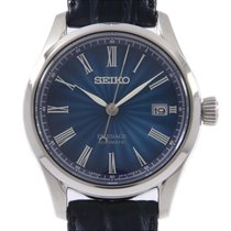 Seiko 40mm Automatic 6R15 pre-owned
