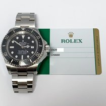 Rolex Sea-Dweller Deepsea 126660 gebraucht