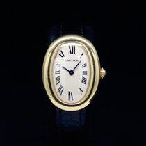 Cartier Baignoire Żółte złoto 22mm