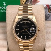 Rolex Day-Date 1995 pre-owned