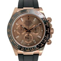 Rolex Daytona Rose gold 40mm Brown United States of America, New York, Manhattan
