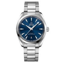 Omega Seamaster Aqua Terra new 2021 Automatic Watch with original box and original papers 220.10.38.20.03.001