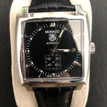 TAG Heuer pre-owned Automatic 37mm Black Sapphire crystal 5 ATM