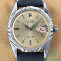 Rolex 6605 Acier 1957 Datejust 36mm occasion