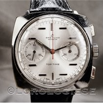 Breitling Top Time 37.8mm Plata