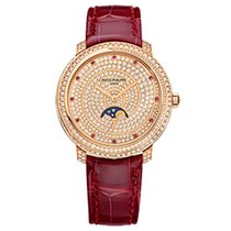 Patek Philippe 4968/400R-001 Rose Gold Ladies Complications