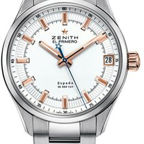 Zenith El Primero Espada White United States of America, New York, Brooklyn