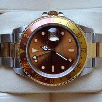 Rolex [SERVICE + 24 Mon.] GMT Master II, Tiger Eye / Tigerauge
