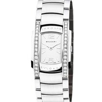 Bulgari AA35C6SDS Assioma D Series in Steel - on Steel...