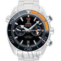 Omega Seamaster Planet Ocean 600M Master Chronograph Black...