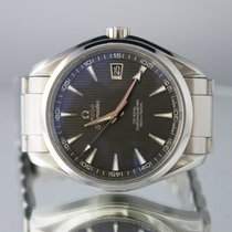 Omega Seamaster Aqua Terra with Box and Papers