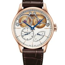 Zenith Academy Or rose 45mm