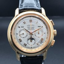 Zenith Rose gold 43mm Automatic 18.1240.4001 new