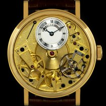 Breguet Yellow gold Manual winding 37mm 2006 Tradition