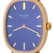 Patek Philippe Golden Ellipse Yellow gold 27mm Blue No numerals United States of America, Texas, Dallas