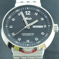 Mido Steel 42,4mm Automatic pre-owned