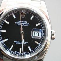 Rolex Datejust (Submodel) usado 36mm Aço