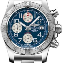 Breitling Avenger II new Automatic Chronograph Watch with original box