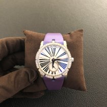 Roger Dubuis Steel 36mm Automatic RDDBEX0287 new