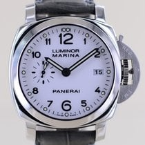 Panerai Luminor Marina 1950 3 Days Automatic Steel 42mm White Arabic numerals