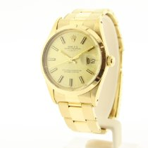 Rolex Oyster Perpetual Date Yellow gold 34mm United States of America, Pennsylvania, Uniontown