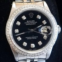 Rolex Datejust Steel 36mm Silver No numerals United States of America, California, Sylmar