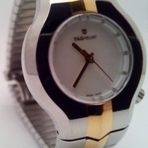 TAG Heuer Alter Ego Gold/Steel 29mm White