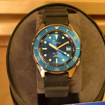 Squale Steel 42mm Automatic 1521 Ocean pre-owned