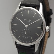 NOMOS Orion pre-owned 35mm Leather
