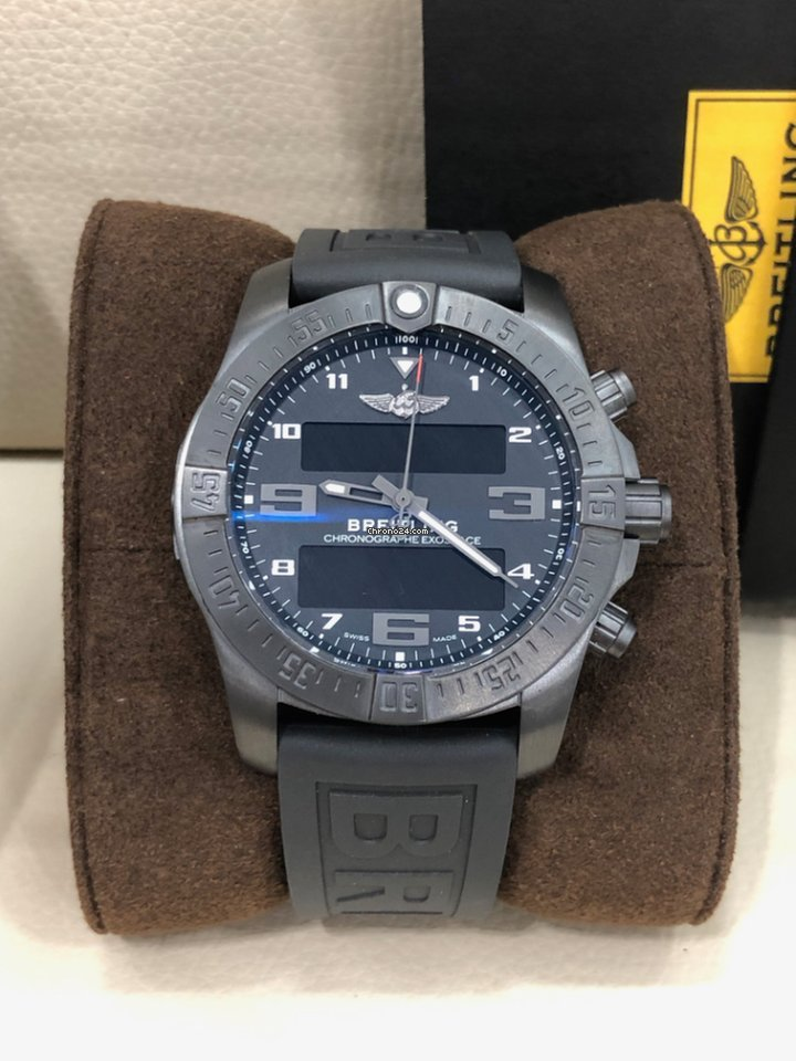 Breitling Exospace B55 Connected VB5510H1/BE45/245S 2016 usados