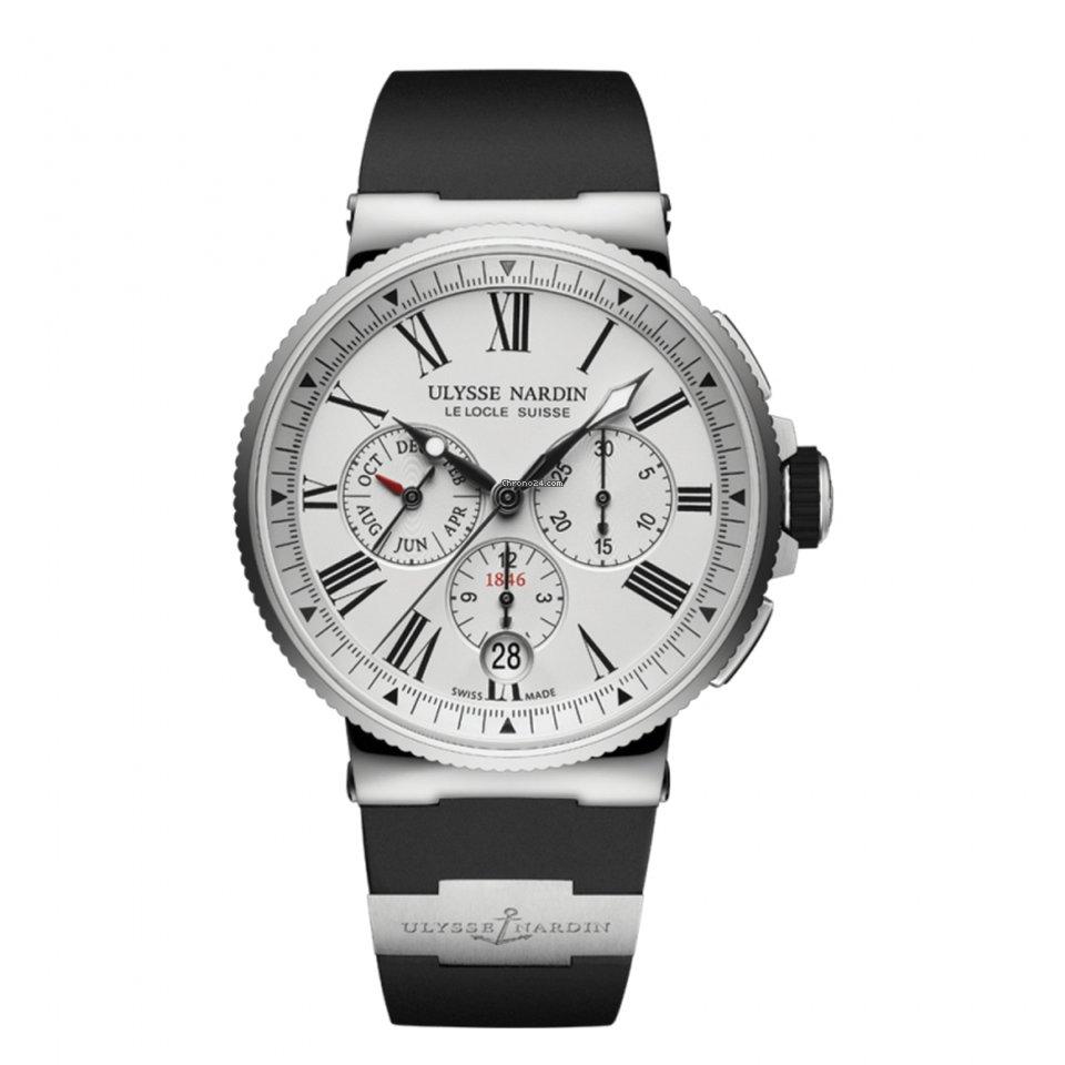 Ulysse Nardin Marine Chronograph 15331503/40 new